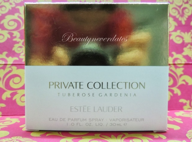 Private Collection Tuberose Gardenia by Estee Lauder Review