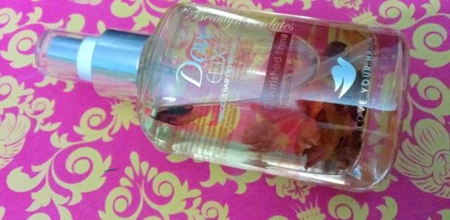 Dove Elixir - Hibiscus and Argan Oil - Review