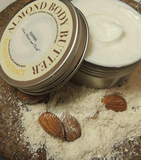 Nyassa Almond Body Butter - Review