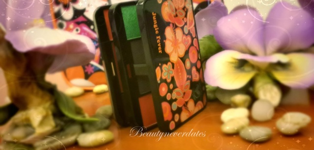 Jungle Fever Groovy Compact - Mikyajy
