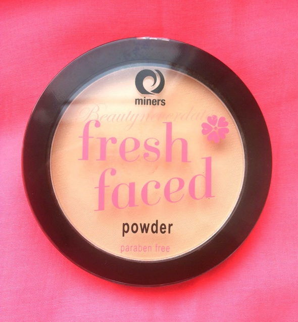 Miners Cosmetics - Fresh Faced Powder