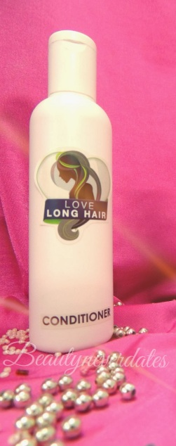 Love long Hair Shampoo and Conditioner -First Impression