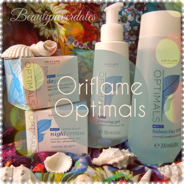 Oriflame Optimals Skin Care Review