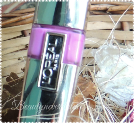 L'Oreal Paris Shine Caresse -603 Milady Review and Swatches