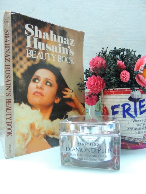 Shahnaz Husain - Diamond Plus Skin Rejuvenating Mask