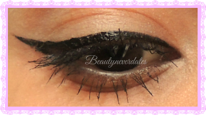 Giordani Gold Liquid Eye Liner Review and swatches