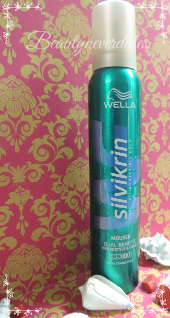 Silvikrin dual-benefit Instant Volume & Hold Mousse Review