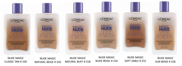 L'Oréal Paris Nude Magic