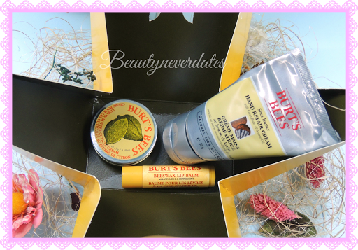 Burt's Bees Essential Collection Give the Gift of Nature All Year Round