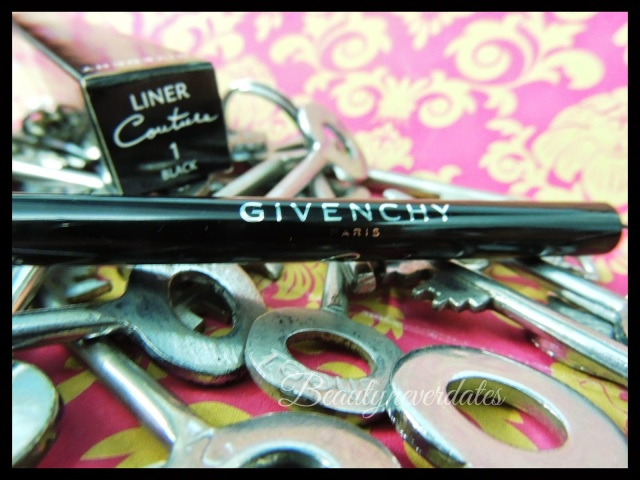 Givenchy Liner Couture Precision Felt-Tip Eyeliner Review