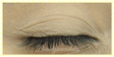Benefit Cosmetics Stay Don't Stray Eye Primer Review