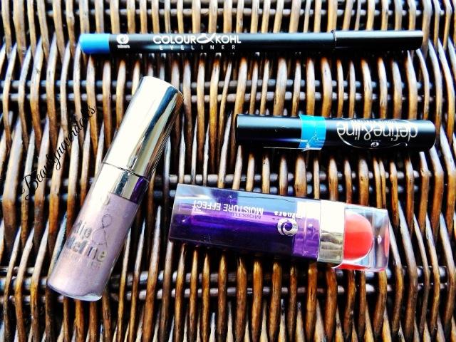 Miners Cosmetics Moisture Effect Lipstick Kiss me quick