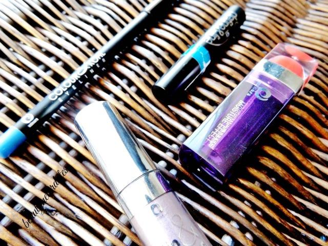 Miners Cosmetics Eyeshadow Dip and Define powder Damson dust
