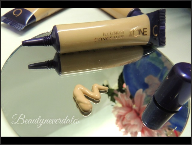 Oriflame The ONE IlluSkin Concealer Review and Swatches