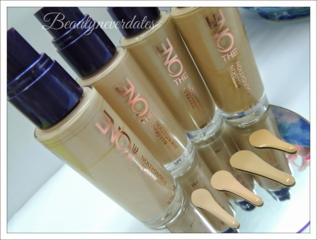The ONE IlluSkin Foundation Review and Swatches