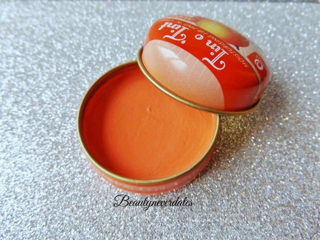 Miners Cosmetics Lip gloss/ Lip Balm - Tin o' Tints - Mango, Cherry