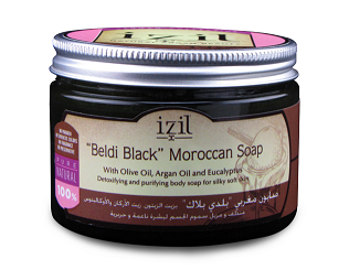 Valentine's Day with Izil Natural Argan Beauty Range