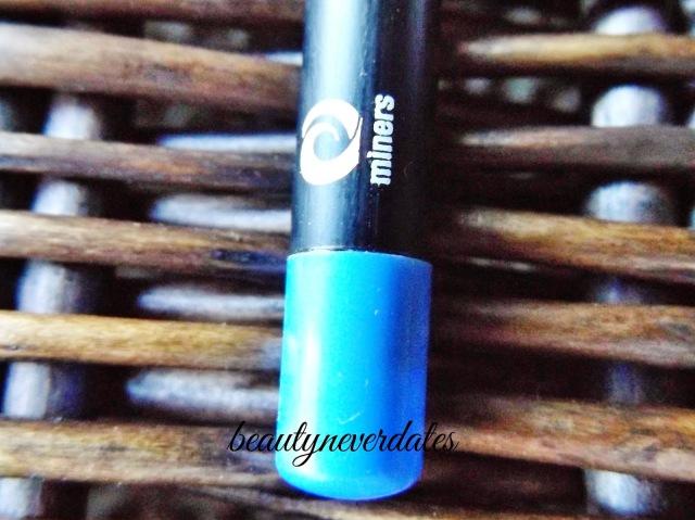 Miners Color & Kohl Eyeliner - Blue