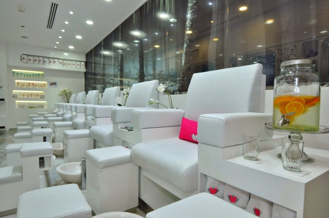 The White Room Spa