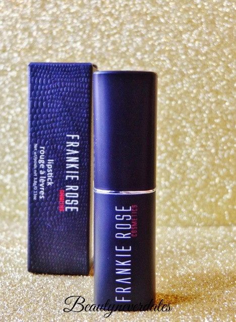 Frankie Rose Lipstick - Apple Spice