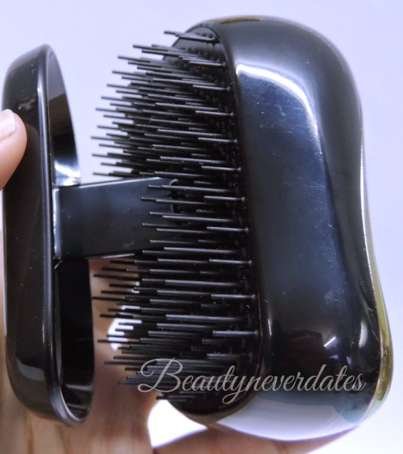 TANGLE TEEZER Compact Styler Gold  Review