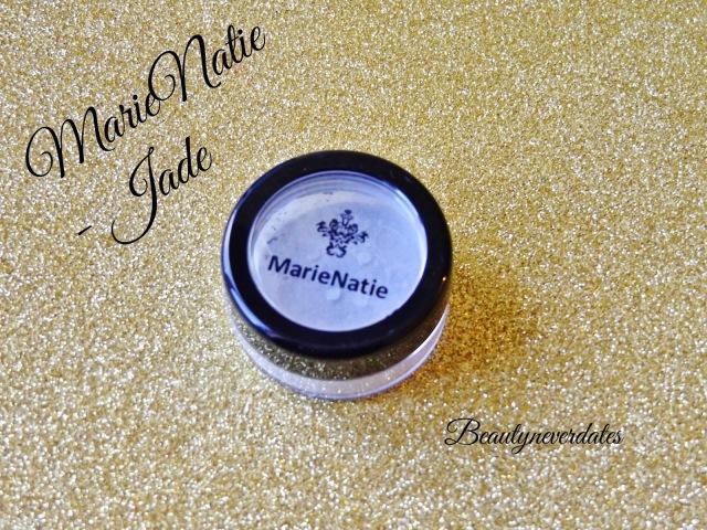 Marie Natie Eyeshadow Pigment - Jade