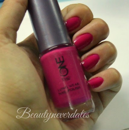 The ONE Long Wear Nail Polish Review and Swatches – Beautyneverdates