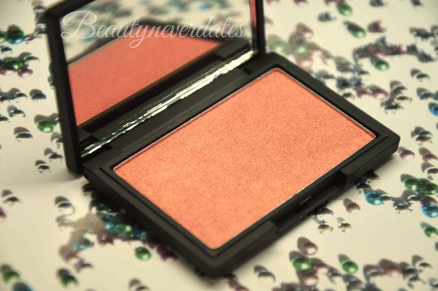 Sleek Blush - Rose Gold Review and swatches