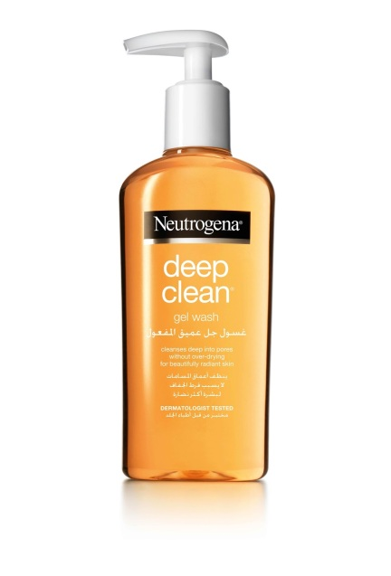 NeutrogenaDeep Clean - The perfect cleanse from Neutrogena