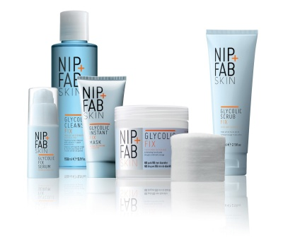 Reveal Brighter Skin with the Nip+Fab Glycolic Range