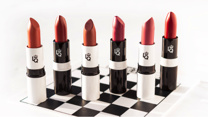 Lipstick Queen Lipstick Chess Collection